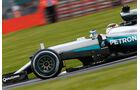 Lewis Hamilton - Mercedes W07 - GP England 2016
