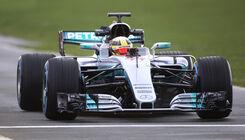 F1 Mercedes W08 für 2017