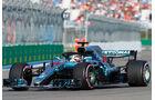 Lewis Hamilton - Mercedes W09 - GP Russland 2018