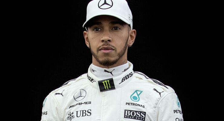 Lewis Hamilton - Porträt - Formel 1 - 2017
