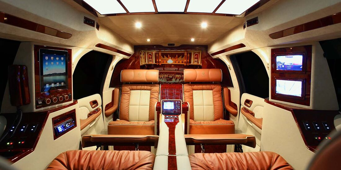 Lexani Executive Vehicles