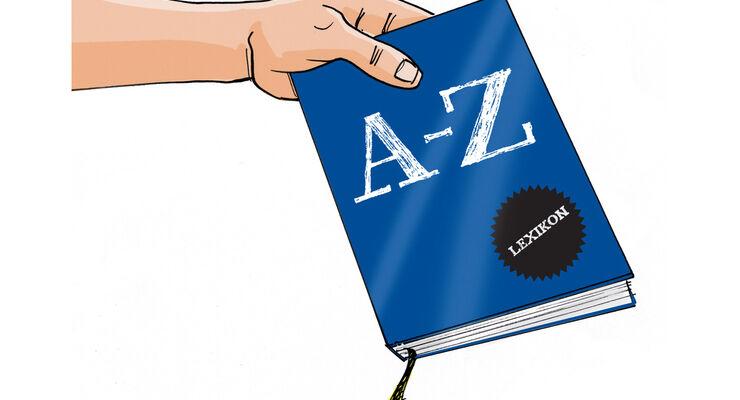 Lexikon, A-Z