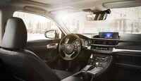 Lexus CT 200h Facelift 2017