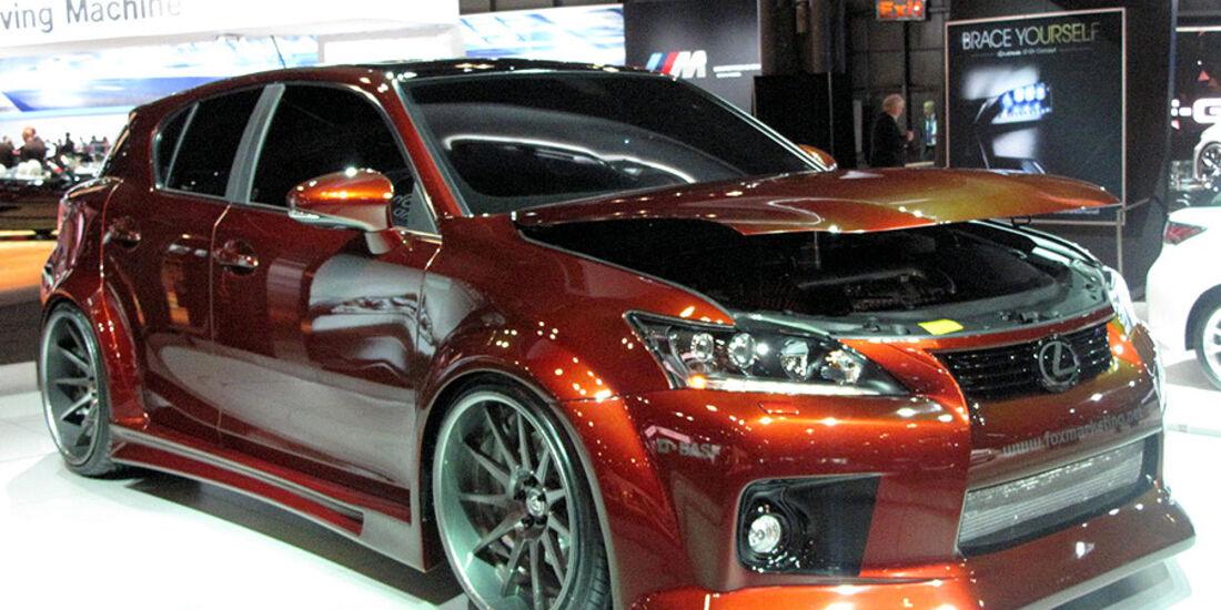 Lexus CT200h Supercharged