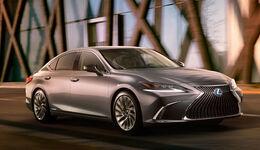 Lexus ES 2018 Europa