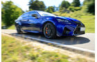 Lexus GS F, Seitenansicht
