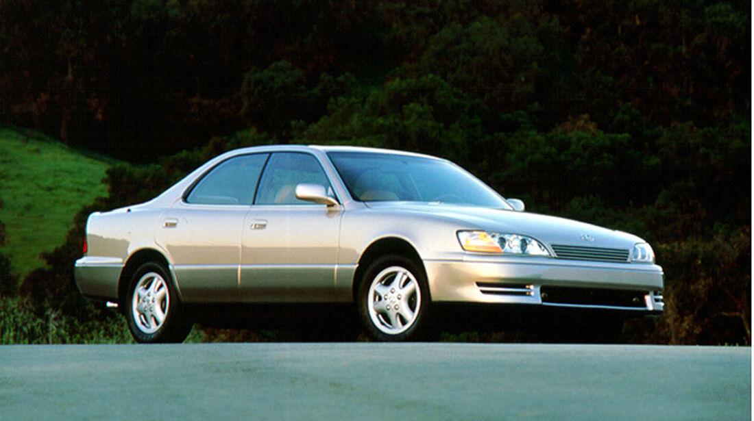 Lexus Historie