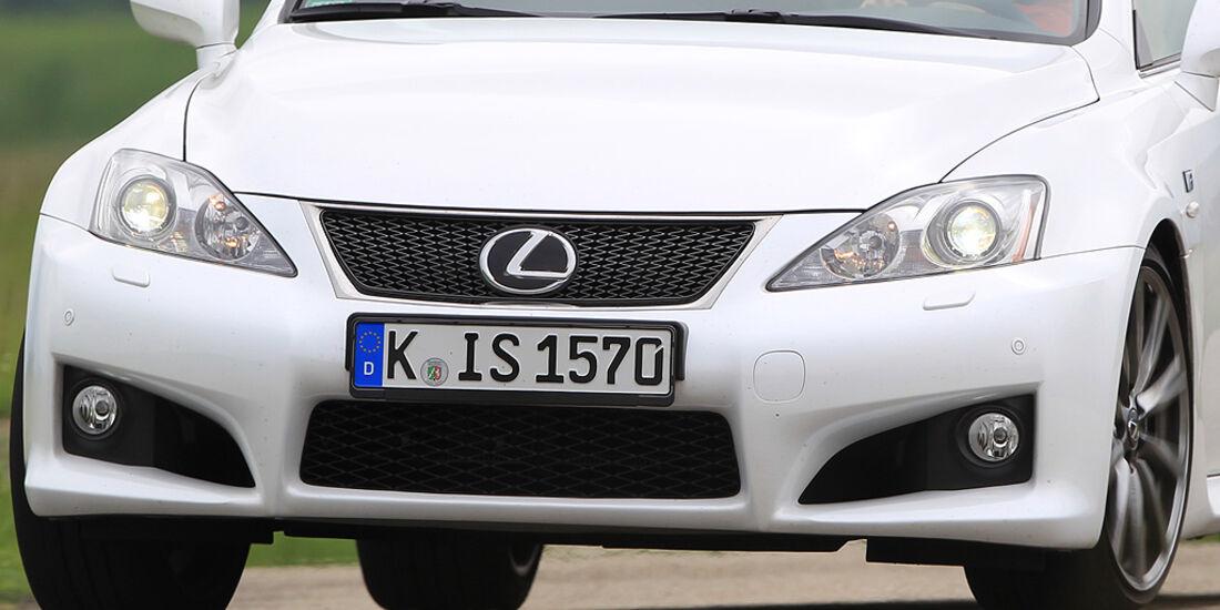 Lexus IS-F, Sportwagen, Kühlergrill