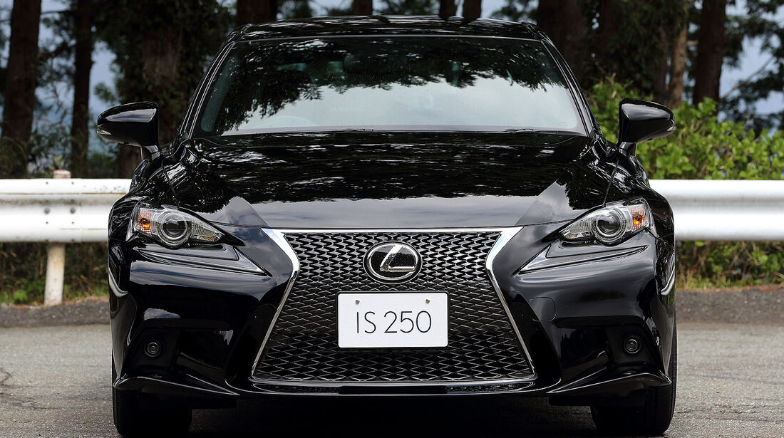 Lexus IS Fahrbericht