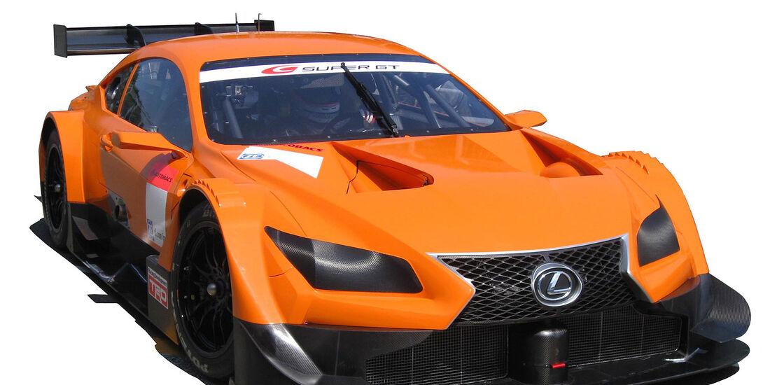 Lexus LF-CC Super GT-Serie Japan