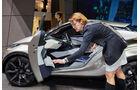 Lexus LF-SA Concept Studie Genf