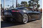 Lexus LFA - Supercar-Show - Newport Beach - Oktober 2016