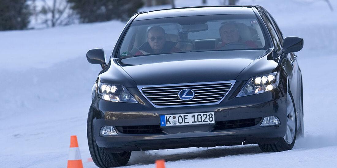 Lexus LS 600 hL