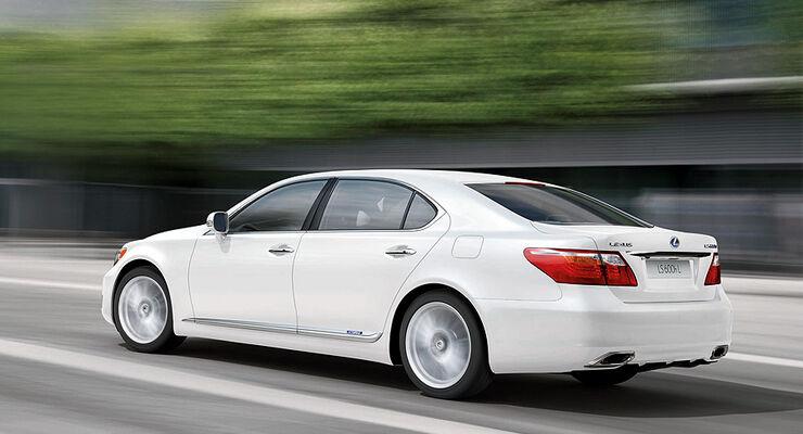 Lexus LS Modelljahr 2010
