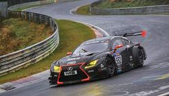 Lexus RC-F GT - VLN - Nürburgring-Nordscheife - 8.10.2016