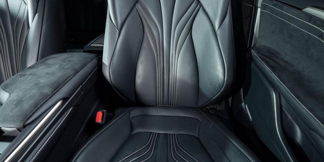 Lexus RC F - Power-Coupé - Test