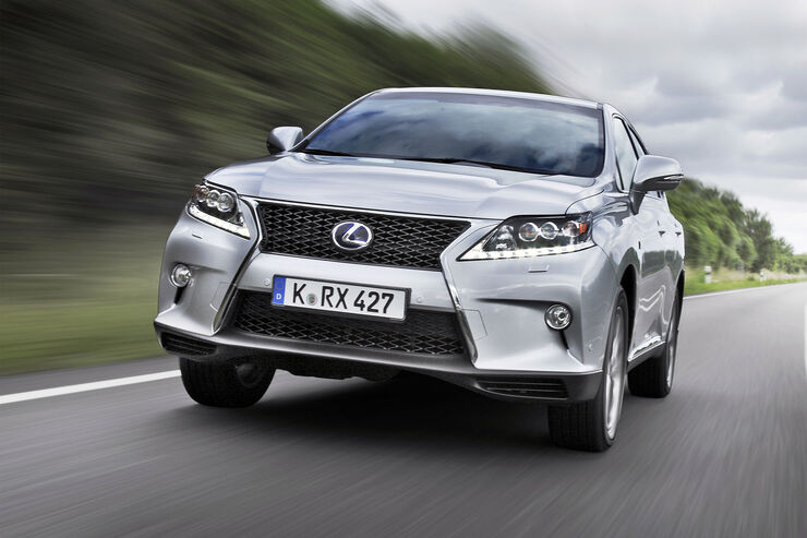 lexus rx 450h im test hybrid suv kaufen oder warten auto motor und sport. Black Bedroom Furniture Sets. Home Design Ideas