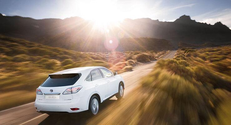 Lexus RX 450h, Hybrid