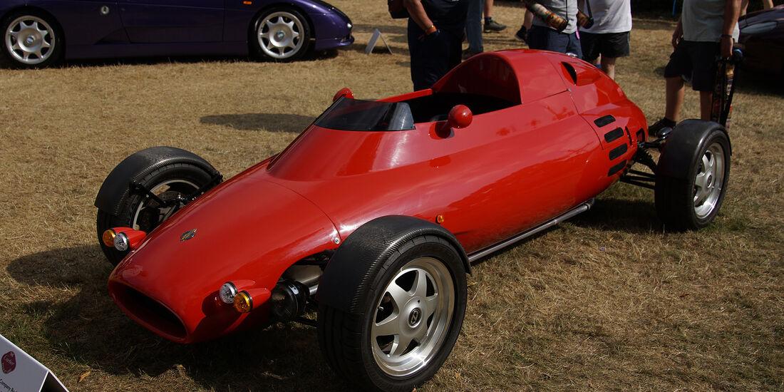 Light Car Company Rocket