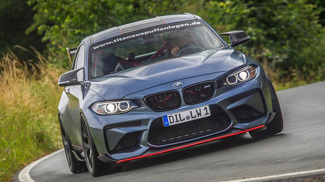 Lightweight-BMW M2 CSR - Tuning - Coupé - sport auto Award 2019