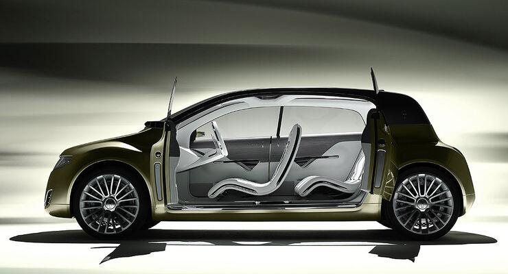 Lincoln C Concept, 0109, Detroit Motor Show