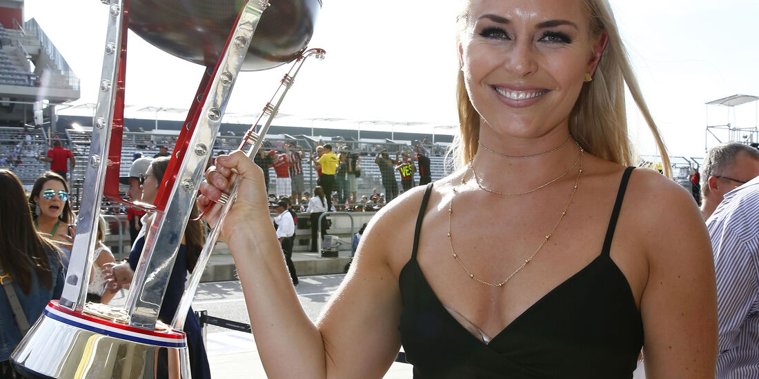 Lindsay Vonn - GP USA 2016