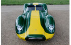 Lister Jaguar Knobbly Stirling Moss