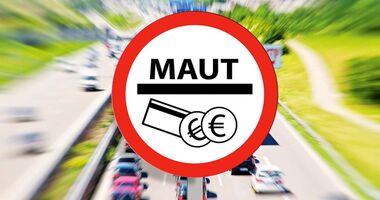 Lkw-Maut in Deutschland