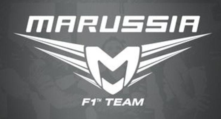 Logo Marussia F1 Team 2012