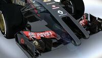 Lotus E22 - Formel 1 2014 - Piola F1 Technik