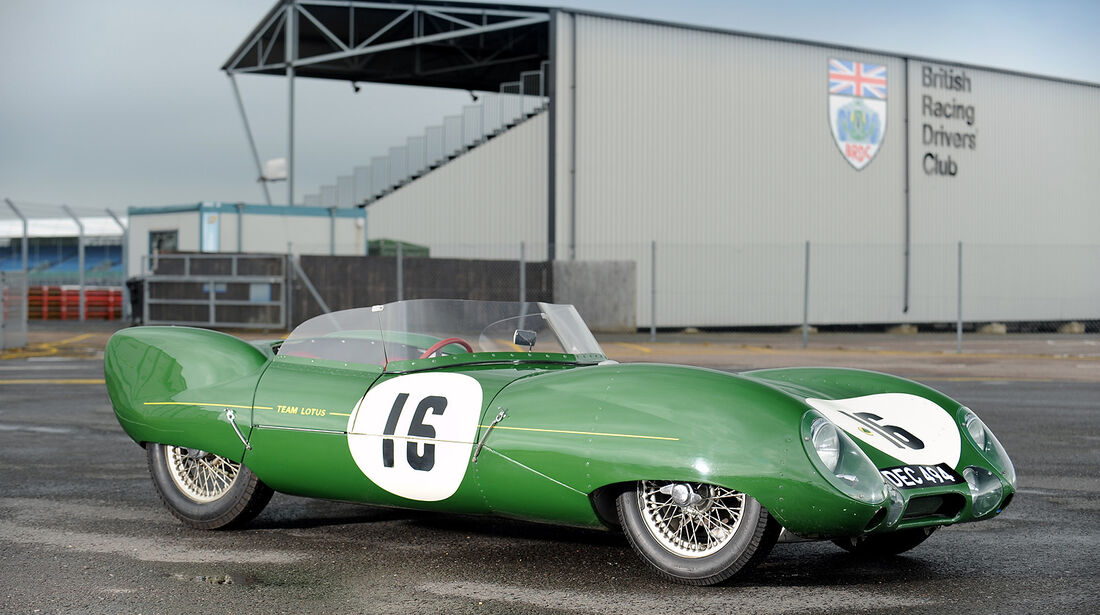 Lotus Eleven Le Mans Sports-Racing Roadster