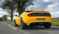 Lotus Elise 220 Sprint im Fahrbericht, Tracktest, 04/2017