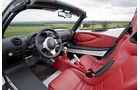 Lotus Elise Cockpit