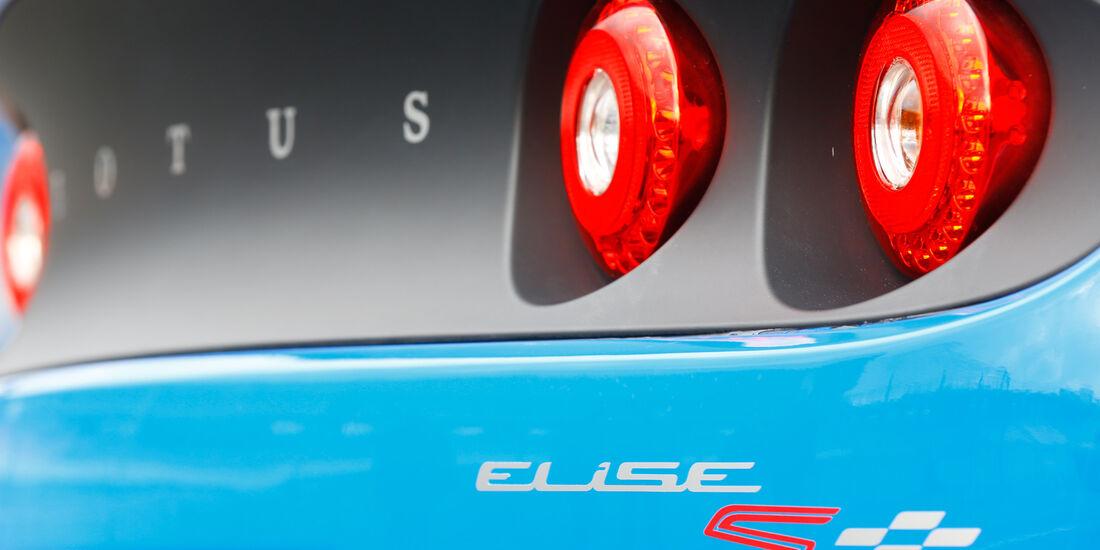 Lotus Elise S CR, Typenbezeichnung