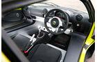 Lotus Elise S Cup, Cockpit