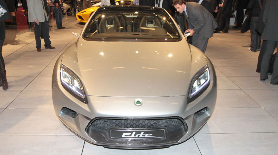 Lotus Elite Paris 2010