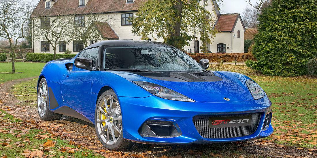 Lotus Evora GT 410 Sport - Serie - Coupes bis 150000 Euro - sport auto Award 2019