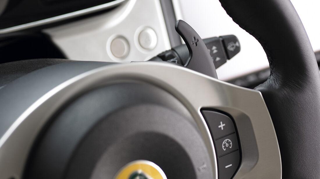 Lotus Evora S IPS-Schaltung