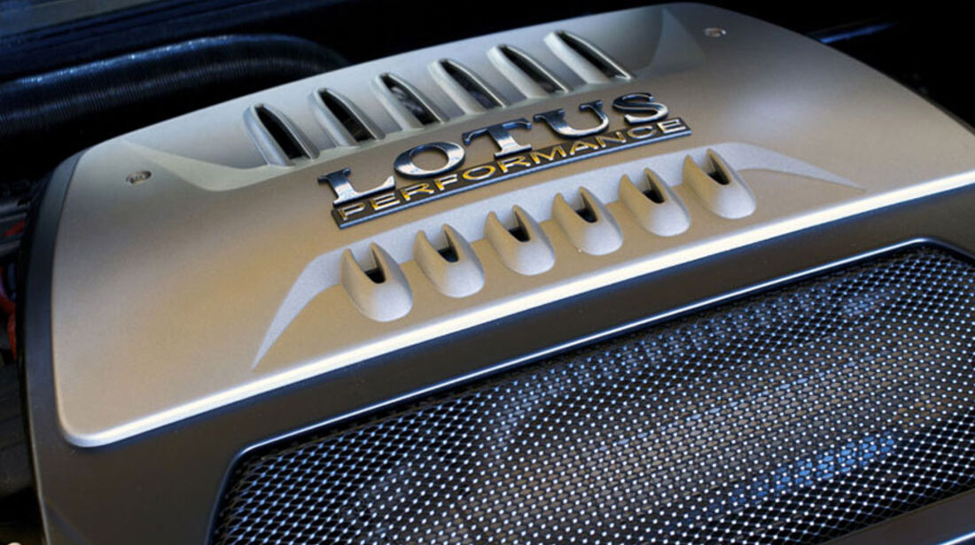 Lotus Evora S, Motor