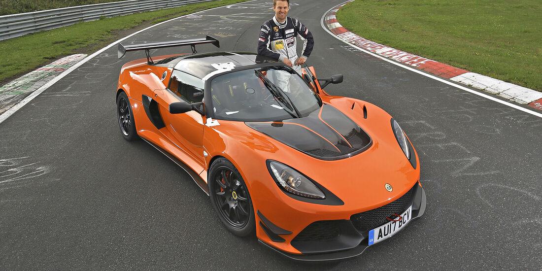 Lotus Exige Cup 380, Exterieur