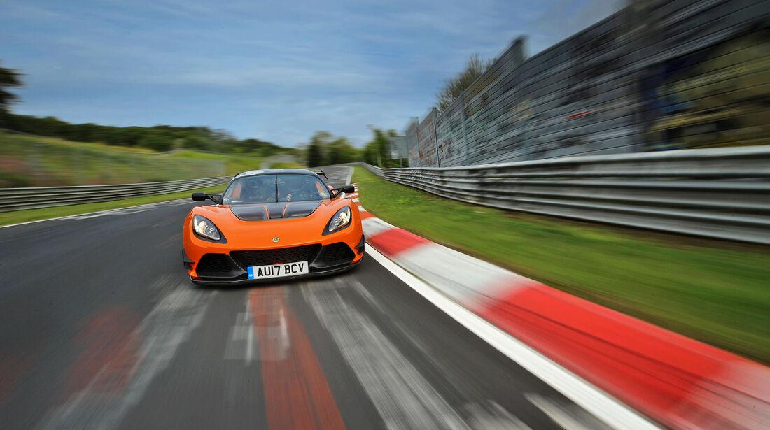 Lotus Exige Cup 380 - Supertest - Nordschleife