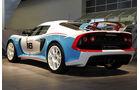 Lotus Exige R-GT IAA 2011