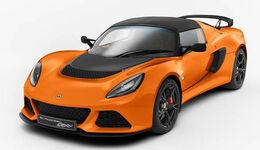 Lotus Exige S Club Racer