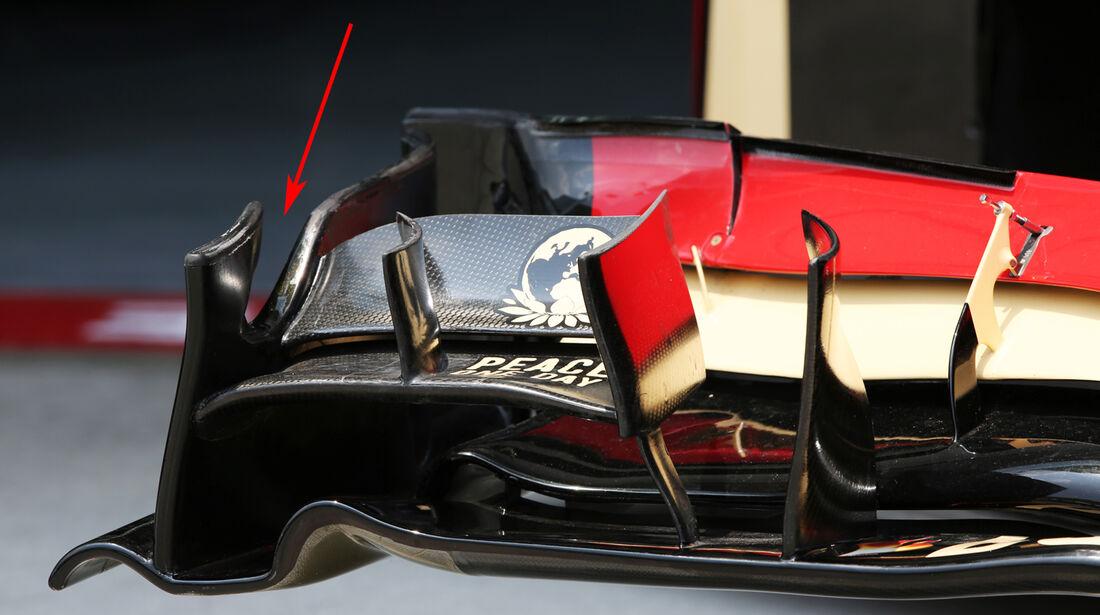 Lotus F1 Technik 2013