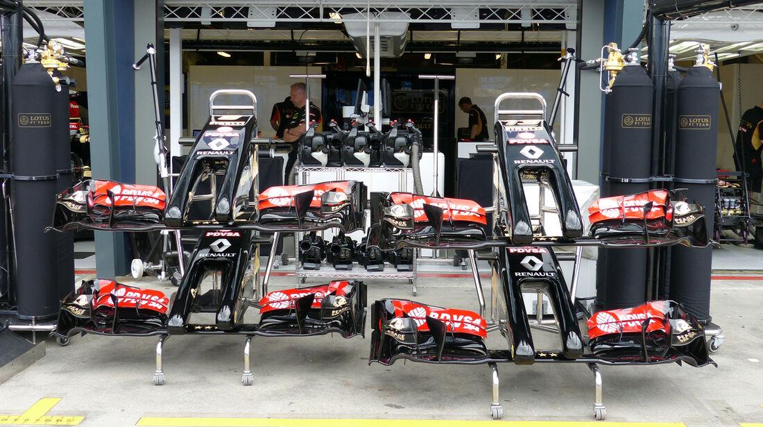 Lotus  - Formel 1 - GP Australien - 15. März 2014