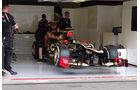 Lotus - Formel 1 - GP Belgien - Spa - 30.8.2012