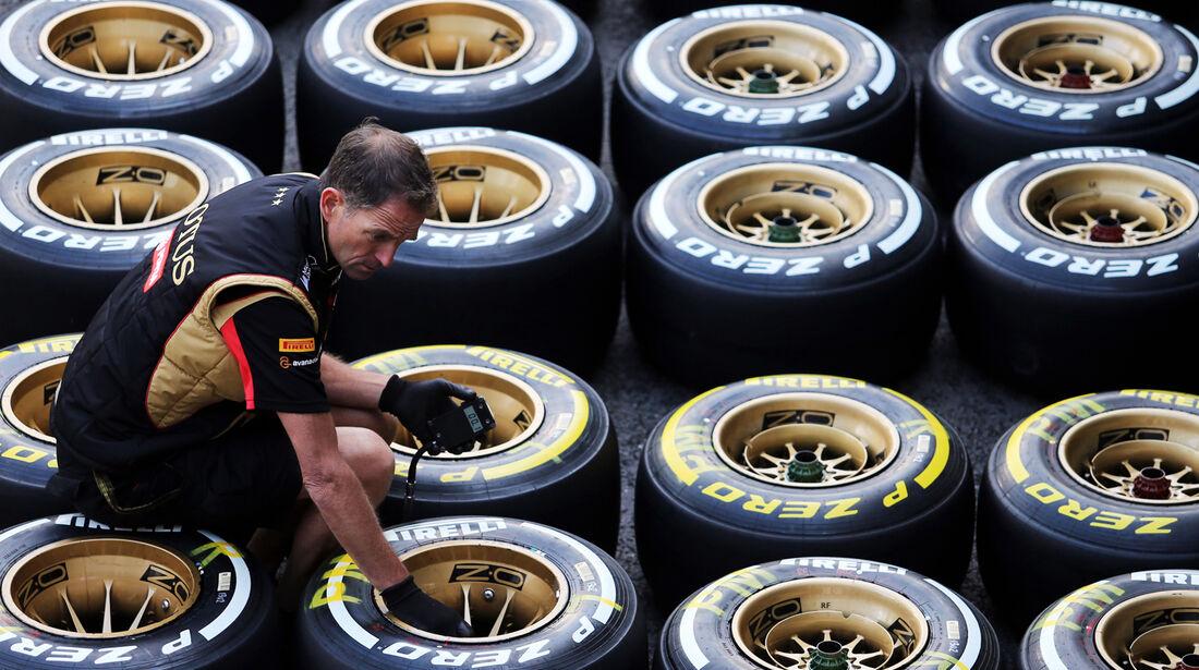 Lotus - Formel 1 - GP Belgien - Spa-Francorchamps - 21. August 2014