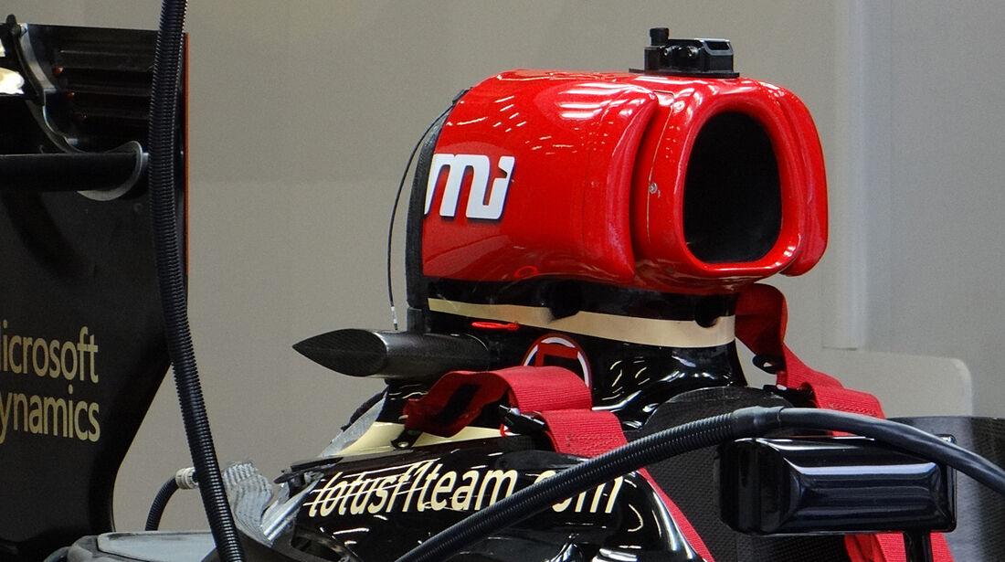 Lotus - Formel 1 - GP Belgien - Spa Francorchamps - 23. August 2013