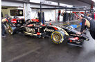 Lotus - Formel 1 - GP Belgien - Spa-Francorchamps - 23. November 2014
