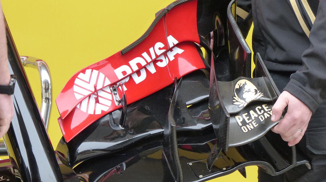 Lotus - Formel 1 - GP China - Shanghai - 18. April 2014